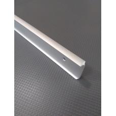 Стикова планка для стільниці EGGER кутова колір алюміній